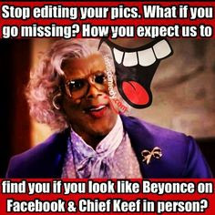 Too funny!! #sotrue #friday #comedy #madea #instafunny Daily Deals In ...