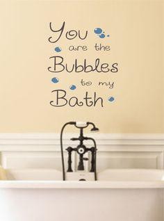 cute bathroom wall sayings