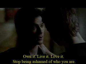 The Best Damon Salvatore Quotes from The Vampire Diaries Season 3