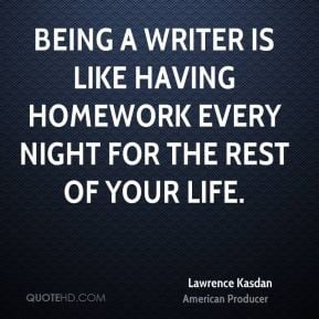 Lawrence Kasdan Travel Quotes