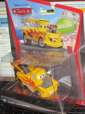 Funny Car Mater Oversized Disney Cars 2 - $ 140.00 en MercadoLibre