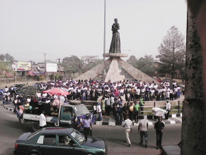 As part of activities marking the centenary memorial of Mary Slessor ...