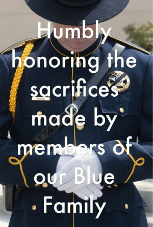 Our Brothers and Sisters in Blue Law Enforcement Today www ...