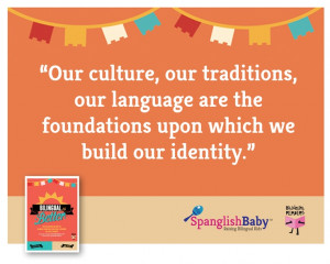 ... language are the foundations upon which we build our identity