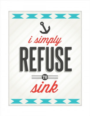 Quotes and Sayings / @Alissa Blake   thanks for being an anchor, boat ...