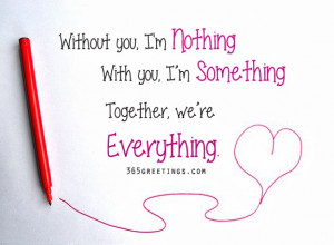Cute Love Quotes for Him and Her