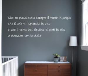 "Offerta Adesivo Murale Frasi & Parole Movie Quote ""Blow"""