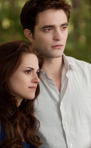 Edward and Bella The Twilight Saga: Breaking Dawn Part 2!