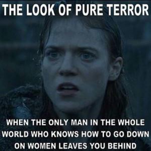 So, Jon Snow knows something