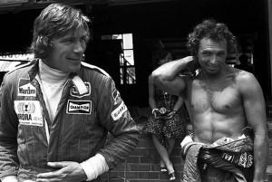 Jochen Mass on James Hunt