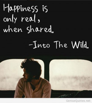 Share your happiness quote