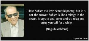 Sufi Love Quotes