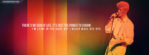 David Bowie Modern Love Quote Picture