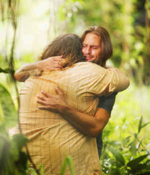 Lost Sawyer & Hurley