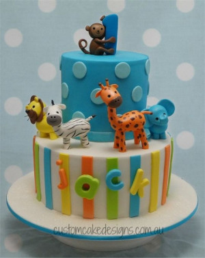 1st birthday cakes for boys design first birthday personalized