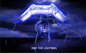 Ride The Lightning Cover Mock