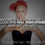 amber rose, celebrity, quotes, sayings, love, cap, best amber rose ...
