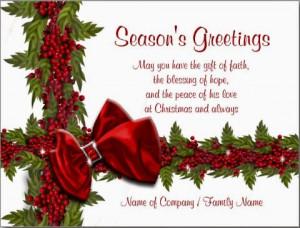 Christmas greetings 2014 holiday sayings