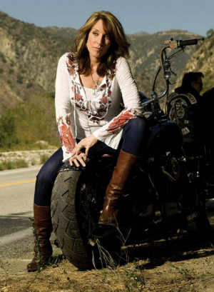 Katey Sagal Plays Mother to Sons of Anarchy