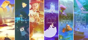 Disney Quotes Wallpaper III by echosong001