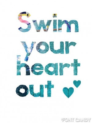 ... Quotes Swimming Mysport, Heart, Swimming Team Quotes, Swimming Meeting