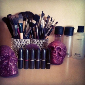 fashion, love, mac, makeup