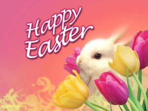 ... customers, friends and families a very happy and safe Easter holiday
