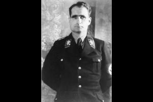 Rudolf hess biog