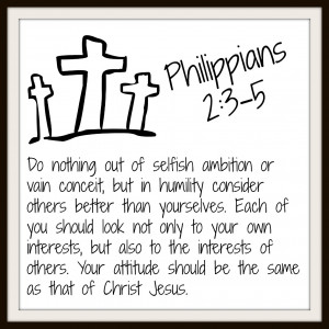 Christian Unity and Christ's Humility - Philippians 2:1-11