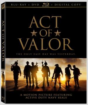 Act of Valor (US - DVD R1 | BD RA)