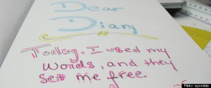 Keeping Diaries Increasingly Common Among Teenage Girls, Study Finds