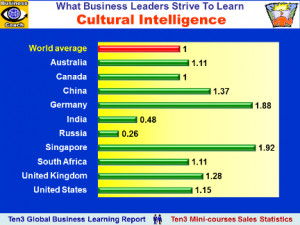 Cultural Intelligence (Ten3 Global Business Learning Report - Africa ...