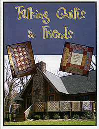 Talking Quilts and Friends