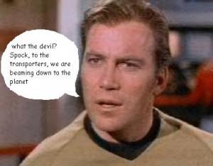 captain kirk quotes