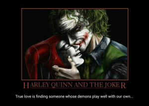 Harley Quinn And Joker Love Quotes Harley quinn and joker.