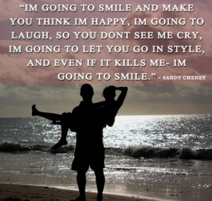 Going to smile Love letter quotes for him