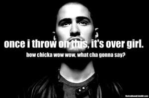 bow wow quotes mike posner bow chicka wow