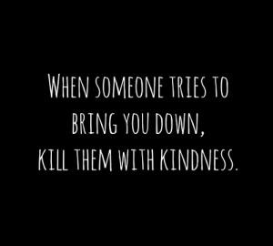 boy, down, kill, kill them with kindness, people, quote, sad, stay ...