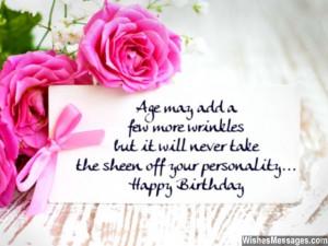 quote for 60th birthday wishes about age 640x480 60th Birthday Wishes ...