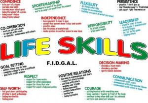 Life Skills Quotes http://fidgal.com/LifeSkills_kids.html