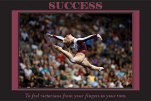 inspirational wall motivational quotes for gymnastics