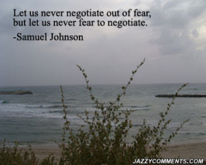Quotes fear, quotes about fear