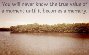 quotes about good family memories
