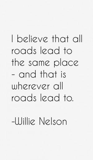 Willie Nelson Quotes & Sayings