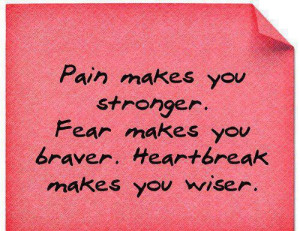 Pain Quotes , Heartbreak Quotes