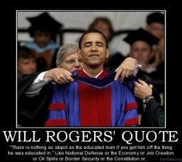 WILL ROGERS' QUOTE