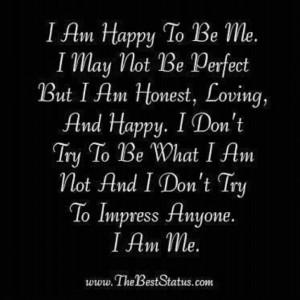 am me ...