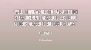 Allen West Quotes