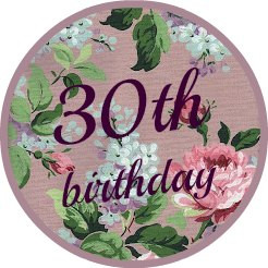30th birthday milestone quotations