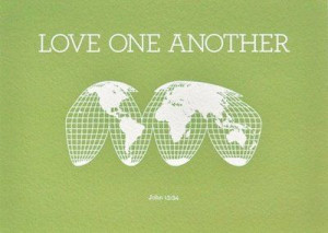 love one another lds mormon world
